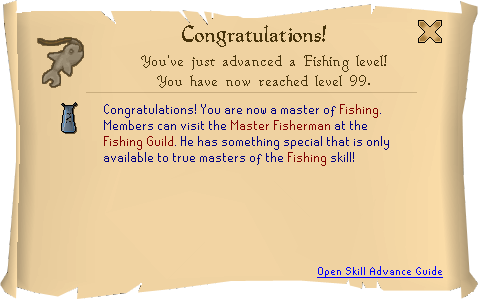 This Is Another Guide On How To Get You Fishing Level 99again Based For Free Play Players