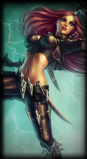 League Of Legends Champion Katarina Guide Fanup Community