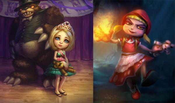 Citaten Annie Guide : League of legends champion annie guide fanup community